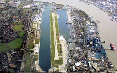 London City Airport breekt record